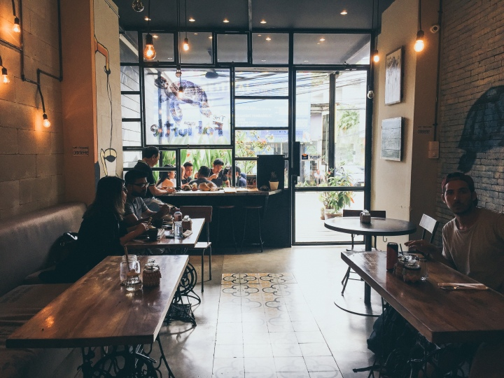 Here's the Grind: The Fat Turtle, Seminyak
